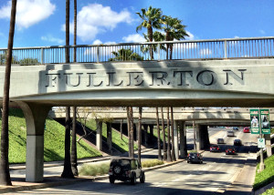 Fullerton Orange County California