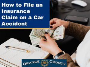 How to File an Insurance Claim on a Car Accident Collision