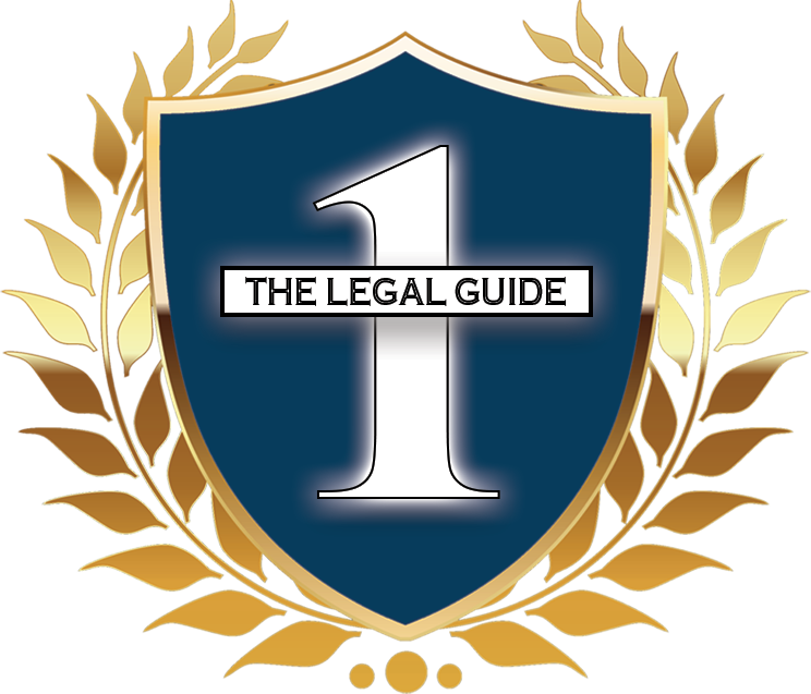 The Legal Guide Logo