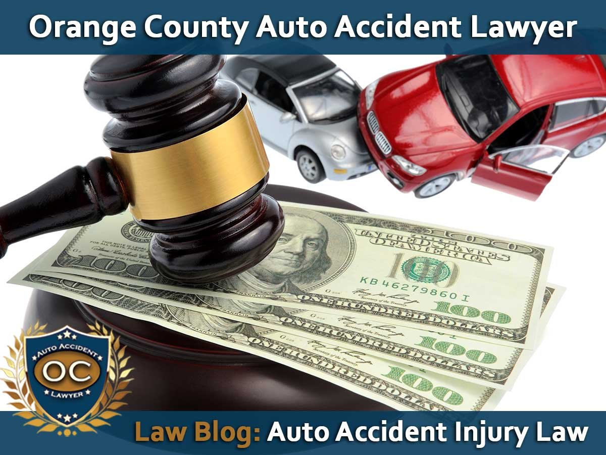 Auto Accident Injury Legal Blog